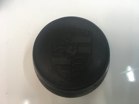 Porsche 924 Wheel centre cap 477601151N 2 litre only ((CB31d)) - Woolies Workshop - Porsche 924 944 spares