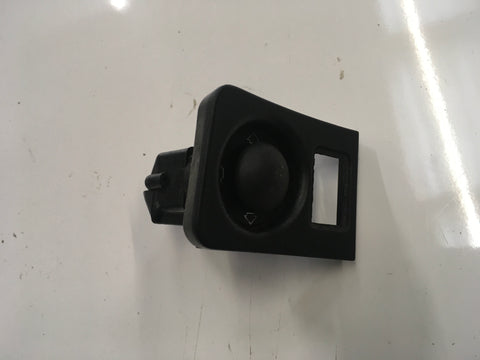 Porsche 928 mirror control adjust joystick & surround. 92855546102 / 92755546102 ((LB15))