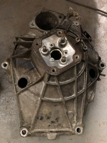 Porsche 924S 944 Bell housing 944 116 401 2R (E15) - Woolies Workshop - Porsche 924 944 spares