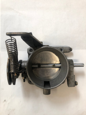 Porsche 944S throttle body. Used. 951 110 098 02 - Woolies Workshop - Porsche 924 944 spares
