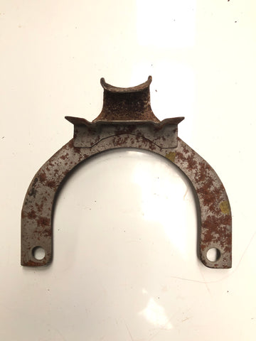 Porsche 924 944 exhaust hanger bracket. Used.((lb145)) - Woolies Workshop - Porsche 924 944 spares