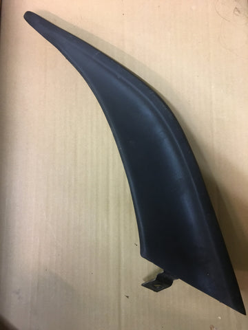 Porsche 928 O/S/R drivers side corner spoiler section 92851207402. 928 512 074 02. ((Green 6)) - Woolies Workshop - Porsche 924 944 spares