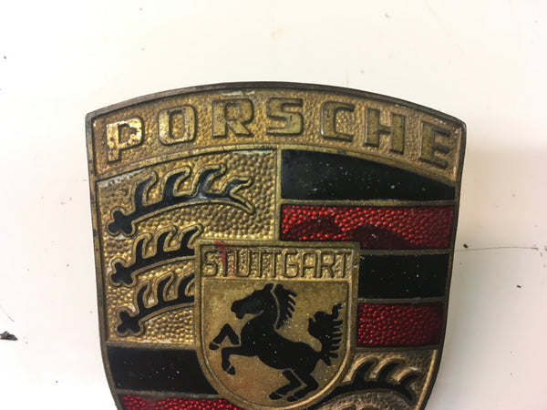 Porsche 944/924/911 front panel badge 90155921020.. ((Ref CB14c)) (No4) - Porsche Spares UK Ltd