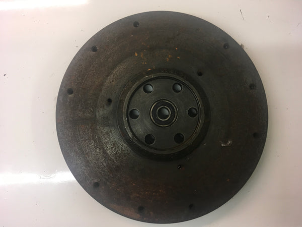 Porsche 924 2.0 series 1 turbo  flywheel 931102205. - Woolies Workshop - Porsche 924 944 spares