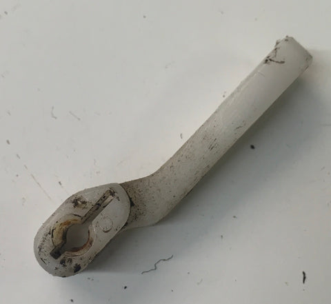 Porsche 924 944 968, 477 837 506 A - Right Door Link connecting piece handle mechanism ((LB46)) - Woolies Workshop - Porsche 924 944 spares