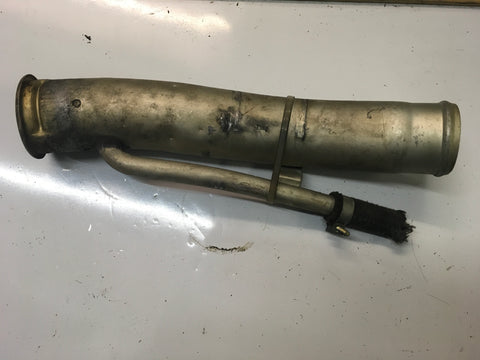 Porsche 924/944 fuel filler pipe. ((Green 16))