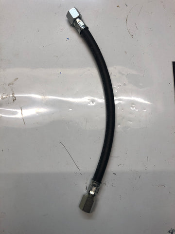 Porsche 924S 944 2.5 fuel hose from filter to main line 944 356 048 02 ((CB46)) - Woolies Workshop - Porsche 924 944 spares