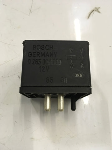 Porsche ABS Relay 0 265 003 003 used.((Green1)) - Woolies Workshop - Porsche 924 944 spares