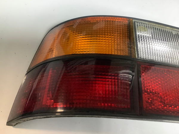 Porsche 924/944 N/S left passenger side rear light cluster. ((B15)) - Woolies Workshop - Porsche 924 944 spares