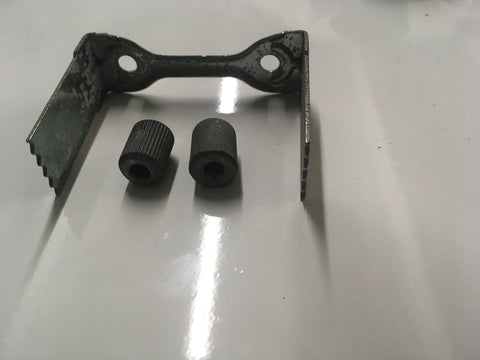 Porsche 924 (all years) 944 (up to 1986)gauge bracket  Console Mounting Bracket ((cb11d)) - Woolies Workshop - Porsche spares
