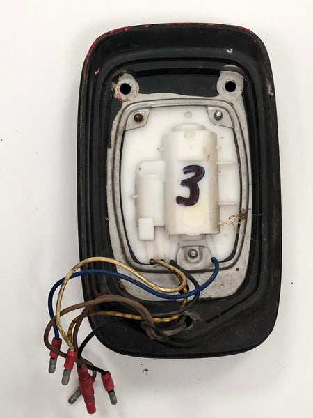 Porsche 924 944 911 exterior door mirror motor 911 731 027 05 ((E12)) (3) - Porsche Spares UK Ltd