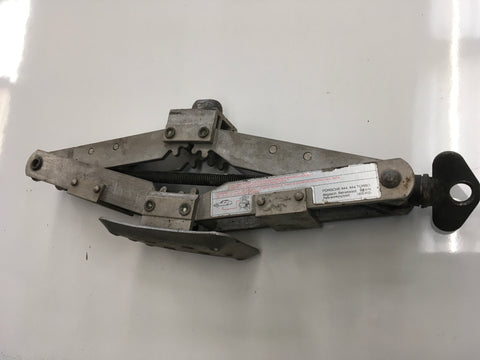 Porsche 924/944/ 944 turbo light weight alloy jack. (No3) ((B5)) - Woolies Workshop - Porsche 924 944 spares
