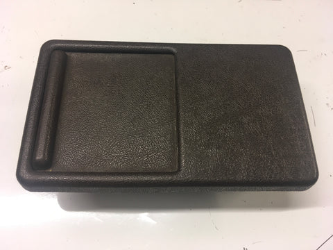 Porsche 924/944 BROWN ash tray in excellent condition .  ((CB9c
