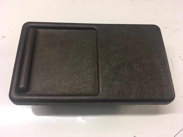 Porsche 924/944 BROWN ash tray in excellent condition .  ((CB9a - Porsche Spares UK Ltd