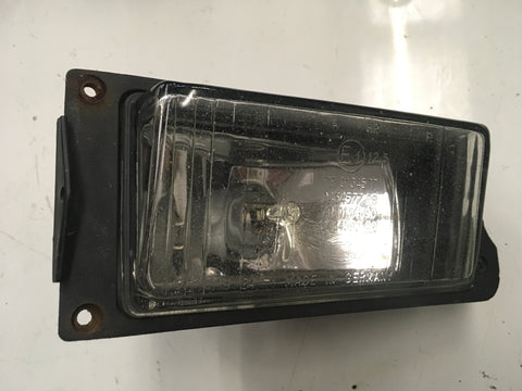 Porsche 924 944 O/S spot / high beam light.  (hella.) ((D0)) - Woolies Workshop - Porsche 924 944 spares
