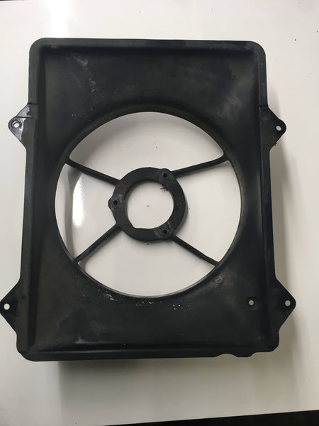 Porsche 924 2.0 NA cooling fan cowl surround 477 121 207 C 477121207C ((C1)) - Porsche Spares UK Ltd