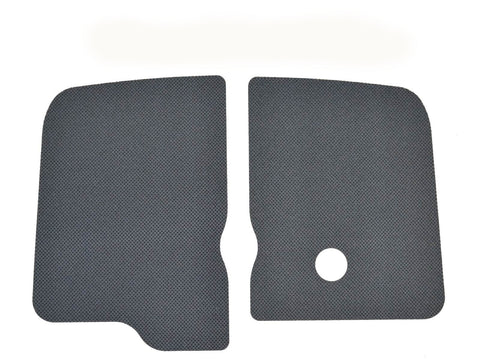 Porsche 924 944 Under bonnet Insulation mats for pre 88 cars.  477 863 771 (C21) - Woolies Workshop - Porsche 924 944 spares