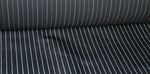 Porsche 924 911 928 944 Black and white pinstripe material. NEW (special order) - Porsche Spares UK Ltd