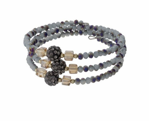 Sparkly, Beaded, and Flawless- Bracelet - Shop Poppy Lane
