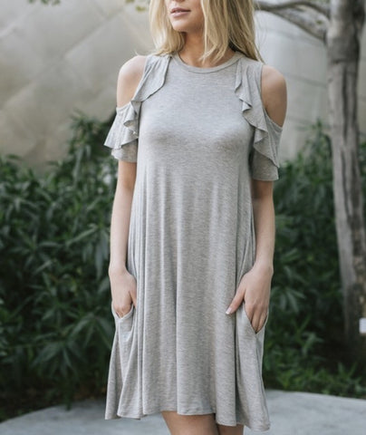 Cold Shoulder, Warm Hearts - Shop Poppy Lane