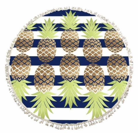 Pineapple Roundie