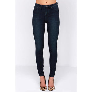 High Rise Denim Jegging