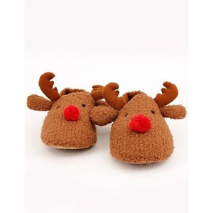 Red Nose Slippers