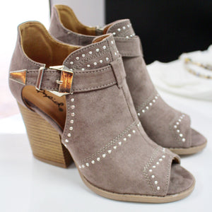 The Miranda Ankle Bootie