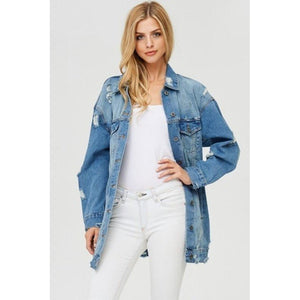 Dolly Vintage Denim Jacket