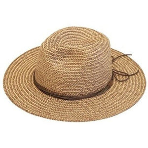 Flower Fields Woven Hat