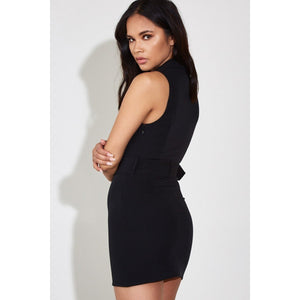 Boss Babe Buckle Dress