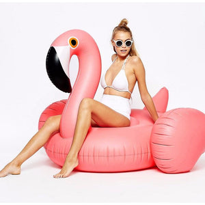 Pink Flamingo Float XL