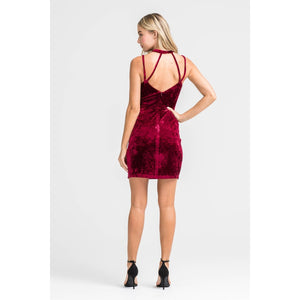 Ruby Red Dress