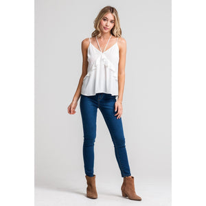 Darlin' Ruffled Tank