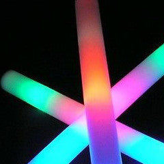 3-Function LED Foam Stick