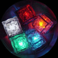 LED Ice Cube Multi-Col