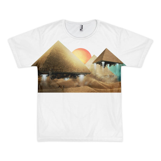 Ancient Aliens Shirt - The Pyramids