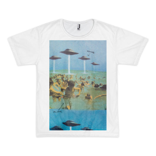 Alien Invasion Shirt
