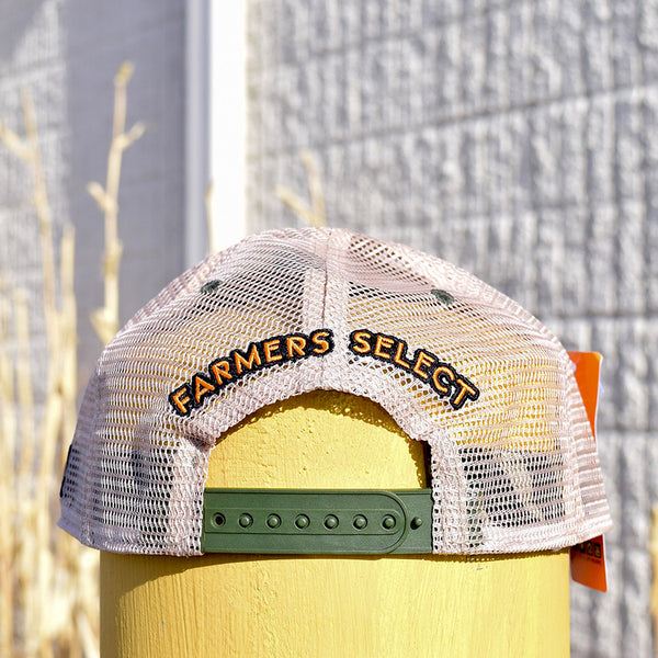 Farmers Select Trucker Hat-Camo