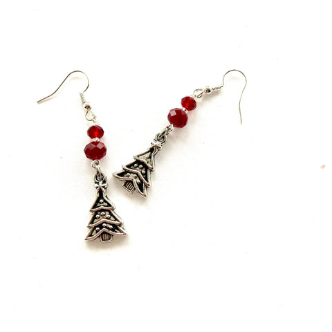 Christmas Tree Earring - 20210ERB
