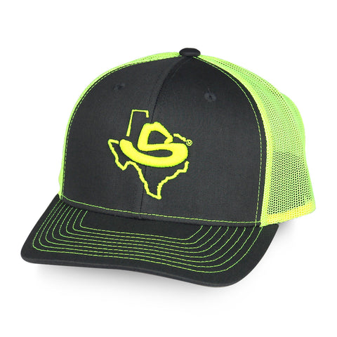 YELLOW OUTLAW HAT