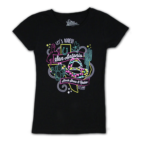 GIRLS DESERT DAZE TEE