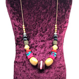Mixed Bead Necklace 1