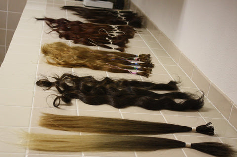 Kim Lake Hair Extensions