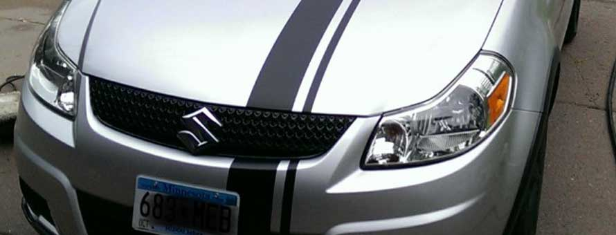 Krieger Graphics 3m Vinyl Racing Stripes Amp Decals For Cars