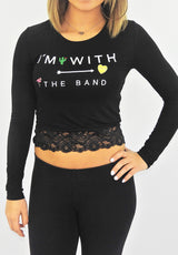 Crop Top - The Band