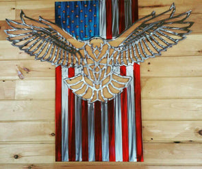 Freedom Flag - Hersey Customs Inc.