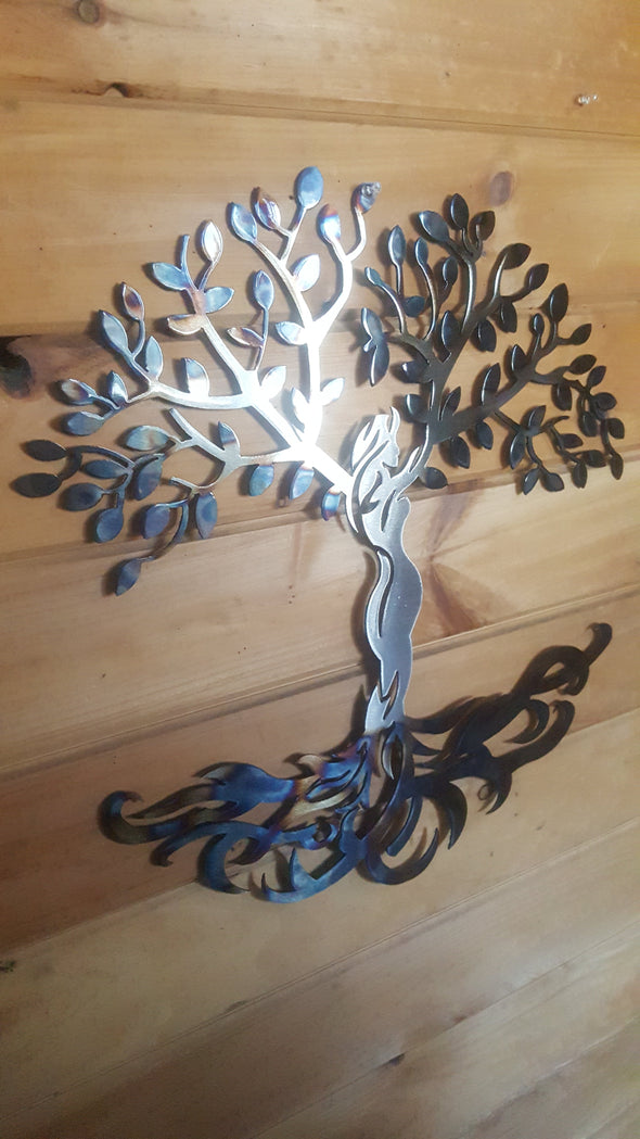 Tree Of Life Flame - Hersey Customs Inc.