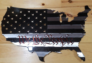 Continental USA We The People - Hersey Customs Inc.