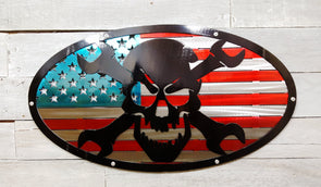 Mechanic Flag - Hersey Customs Inc.